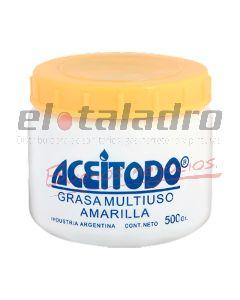 GRASA AMARILLA MULTIUSO x 500grs ACEITEX