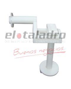 SOPORTE P/TAPA INODORO NEO PLAX 610