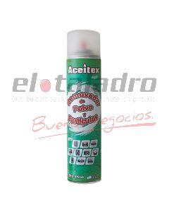 ACEITEX REMOVEDOR POLVO Y PART x 400cc