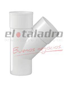 RAMAL PVC 40 A 45  3,2