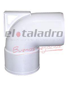 CODO PVC 110 C/BASE 3,2 PT