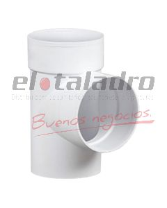 RAMAL PVC 40 A 90  3,2 (TEE)