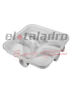 CAMARA INSPECCION 60X60 BLANCO