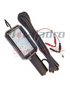 PORTATIL LED 12V 5mts. C/PINZA