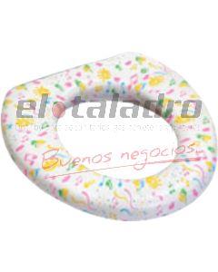 ASIENTO SOFT P/NIÑOS -PRINGLES-