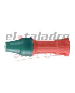 CORTACHORRO CORTO 1/2 C/PICO PLASTICO