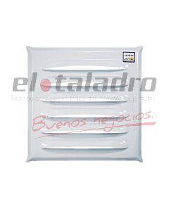 REJILLA DE VENTILACION 20x20 ESM.