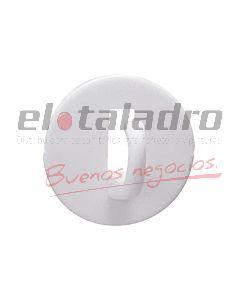 PERCHA AUTOADHESIVA CUELGATAZ BLANCA (BLISTERx6)