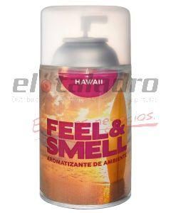 AROMATIZANTE FEEL & SMELL HAWAII (AEROSOL)